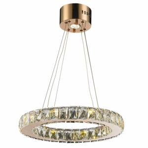 "Galaxy - 20"" 13W 13 LED Medium Chandelier"