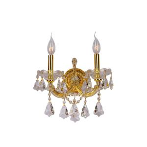 Maria Theresa - Two Light Medium Wall Sconce