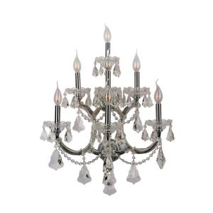Maria Theresa - Seven Light 3-Tier Extra Large Wall Sconce