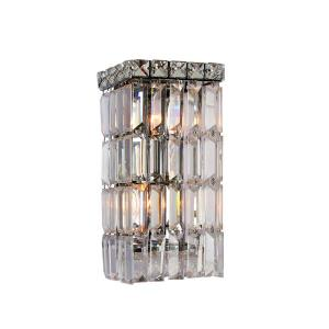 "Cascade - 12"" Two Light Small Wall Sconce"