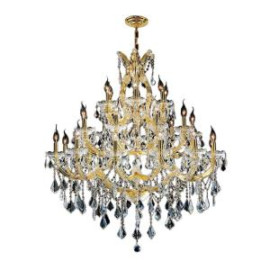 Maria Theresa - Twenty-Eight Light 3-Tier Large Chandelier