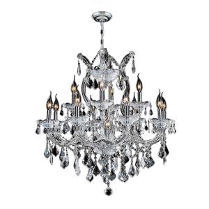 Maria Theresa - Thirteen Light 2-Tier Large Chandelier