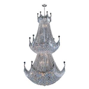 Empire - Thirty-Six Light 2-Tier Large Chandelier