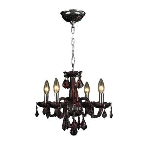 Clarion - Four Light Mini Chandelier