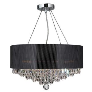 Gatsby - Eight Light Medium Chandelier