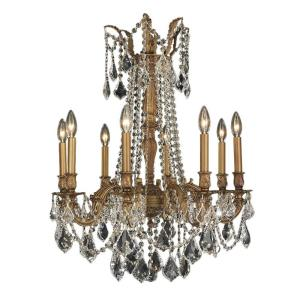 Windsor - Eight Light Large Chandelier