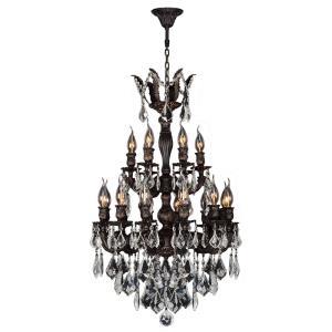 Versailles - Eighteen Light 2-Tier Medium Chandelier