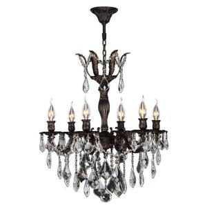 Versailles - Six Light Medium Chandelier