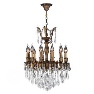 Versailles - Twelve Light Medium Chandelier