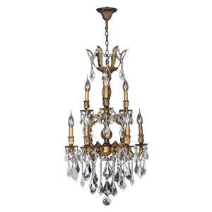 Versailles - Nine Light Medium Round Chandelier