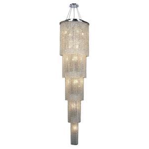 Prism - Nineteen Light 5-Tier Chandelier