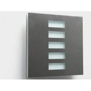 Basic Pared - One Light Wall Sconce