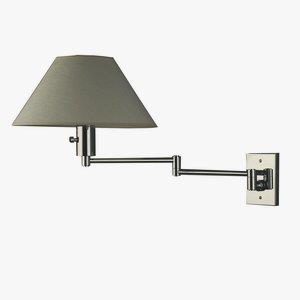 Imago Pared - One Light Swing Arm Wall Sconce