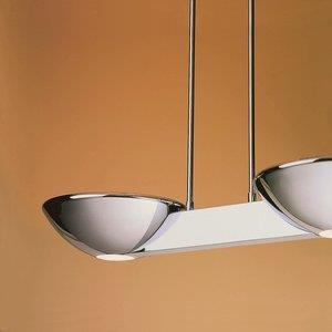 Pascal - Two Light Semi Flush Mount