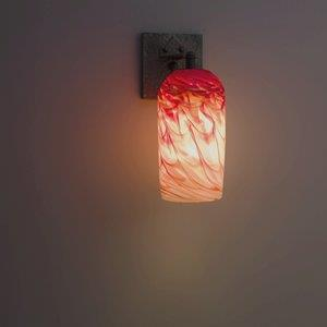 Rose Craftsman - One Light Wall Sconce