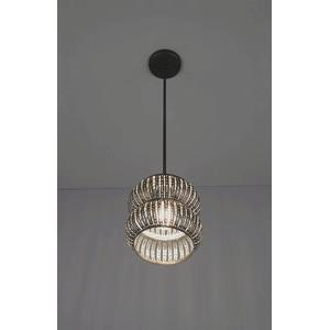 "Secola - One Light - 46"" Small Pendant"
