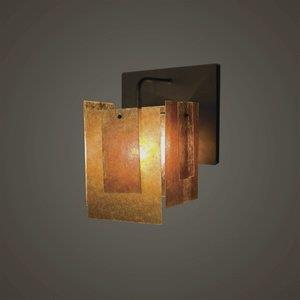 Spider Mica - One Light Wall Sconce
