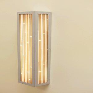 V-II - Two Light Rectangle Wall Sconce