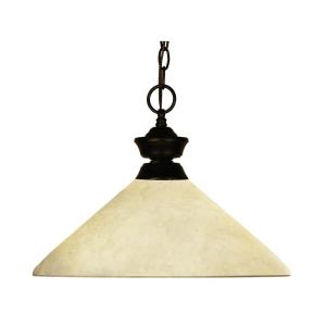 Chance/Bourbon - 1 Light Pendant