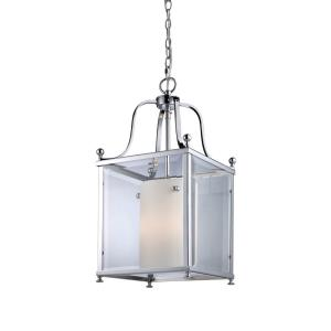 Fairview - 3 Light Pendant in Seaside Style - 11 Inches Wide by 23.75 Inches High