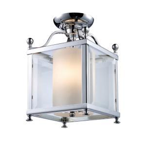 Fairview - 3 Light Semi-Flush Mount