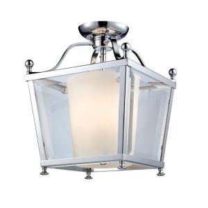 Ashbury - 3 Light Semi-Flush Mount