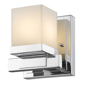 Cadiz - 1 Light Wall Sconce in Art Moderne Style - 4.5 Inches Wide by 4.9 Inches High
