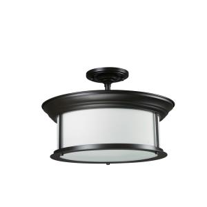 Sonna - 3 Light Semi-Flush Mount