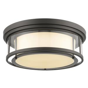 Luna - 4 Light Flush Mount