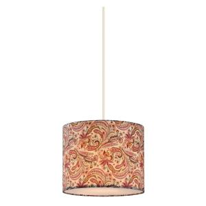 Astra - 1 Light Pendant in Vintage Style - 10 Inches Wide by 8 Inches High