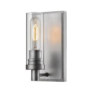 Persis - 1 Light Wall Sconce in Utilitarian Style - 4.75 Inches Wide by 8.63 Inches High