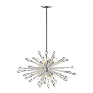 Soleia - 8 Light Chandelier