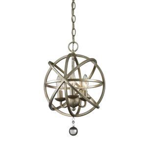Acadia - Three Light Pendant