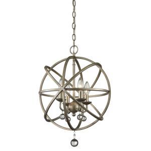 Acadia - Four Light Pendant
