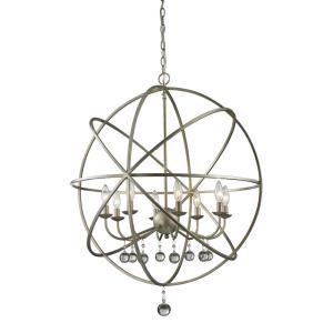 Acadia - Eight Light Pendant