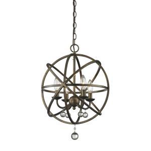 Acadia - 4 Light Pendant