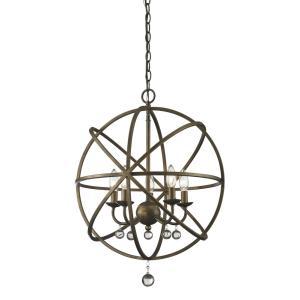 Acadia - 5 Light Pendant