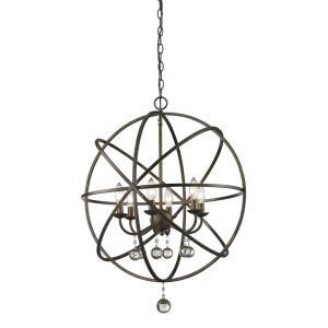 Acadia - Six Light Pendant