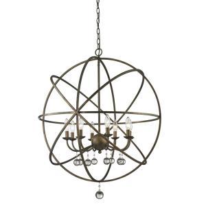 Acadia - 8 Light Pendant