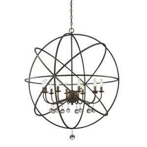 Acadia - Ten Light Pendant