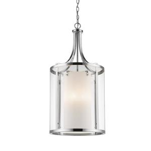Willow - Eight Light Chandelier