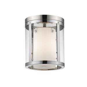 Willow - 3 Light Flush Mount