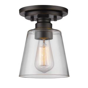 Annora - One Light Flush Mount
