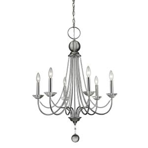 Serenade - Six Light Chandelier