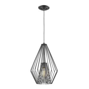 "Quintus - 12.25"" One Light Mini Pendant"