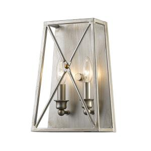 Trestle - 2 Light Wall Sconce