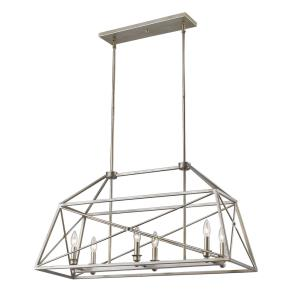 Trestle - 6 Light Pendant