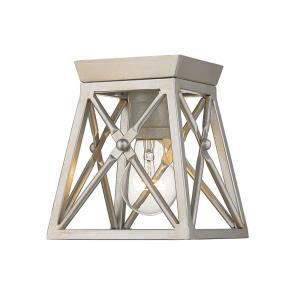 Trestle - 1 Light Flush Mount