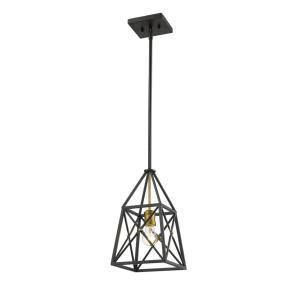 Trestle - 1 Light Mini Pendant