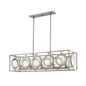 Port - 5 Light Pendant in Transitional Style - 13.5 Inches Wide by 11 Inches High